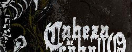 Cabeza De Caballo Iron And Wood