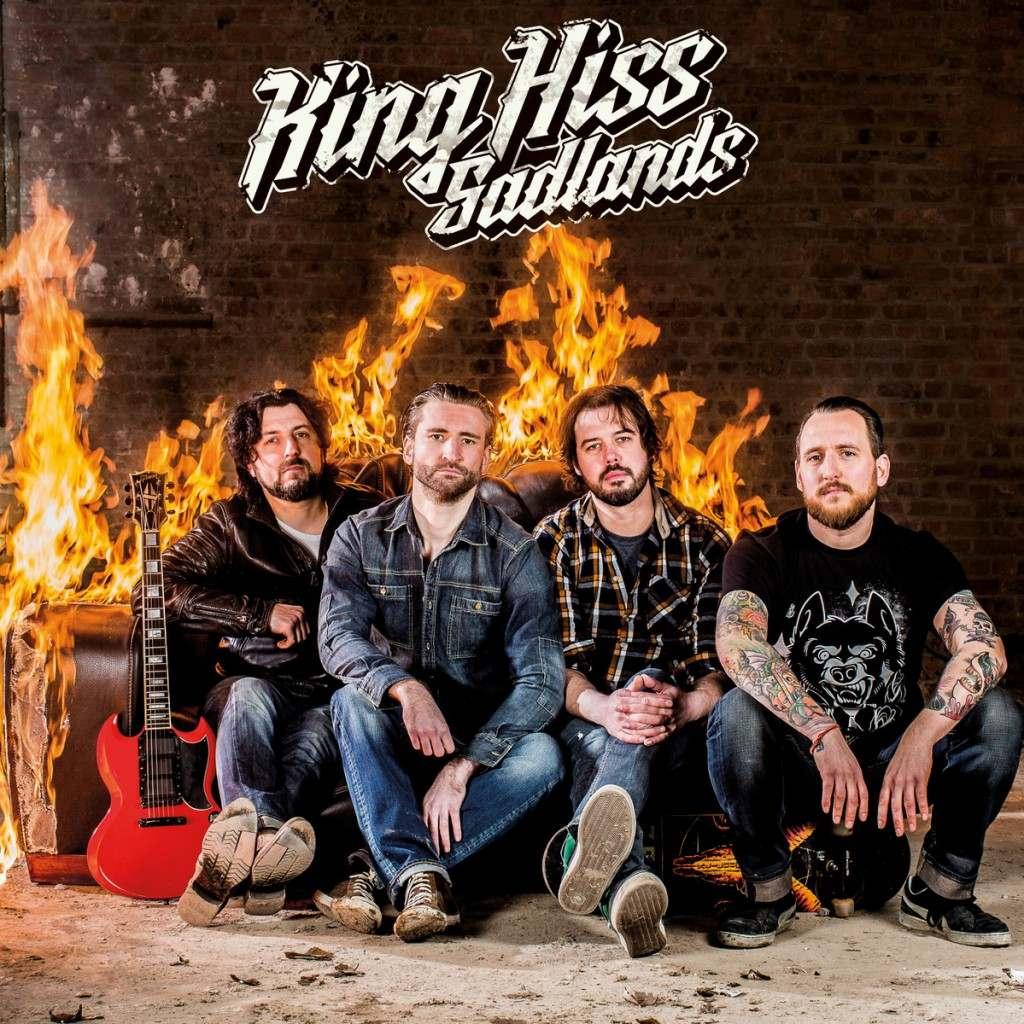 King Hiss Sadlands