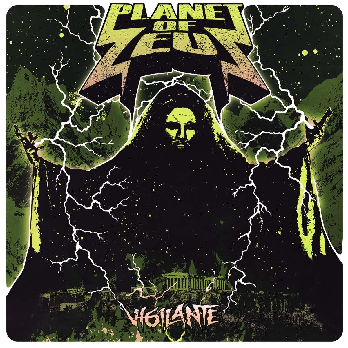 Planet Of Zeus Vigilante