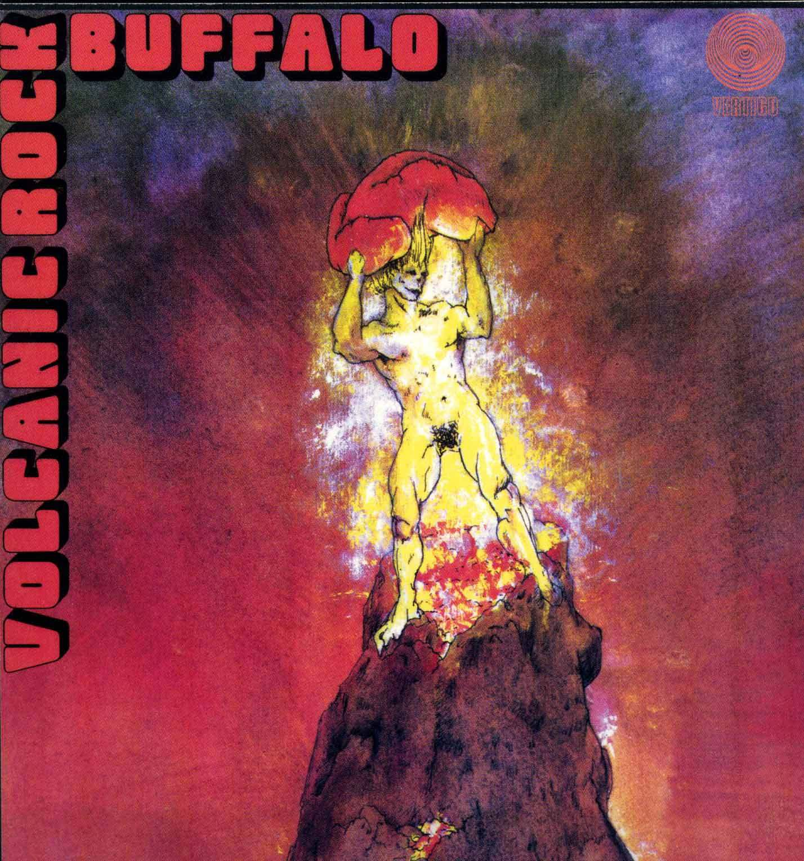 Buffalo Volcanic Rock
