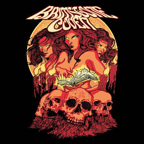 Brimstone Coven - Self Titled