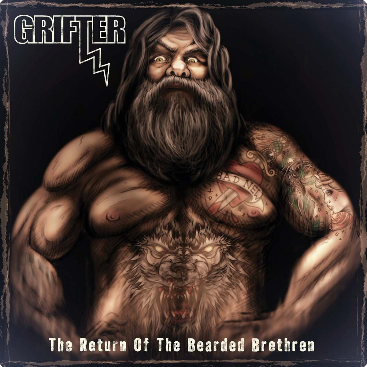 Grifter - The Return Of Bearded Brethren