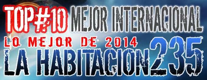 La Habitacion 235 - Mejores Discos Internacionales Del 2014
