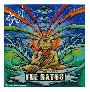 "The Rayos – ""Blue Noise"" (EP)(2014)"