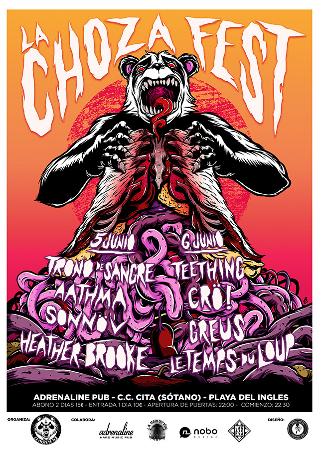 La Choza Fest Cartel
