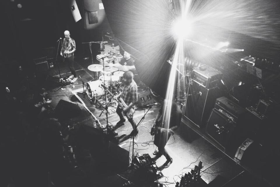 Trono de Sangre Band Live