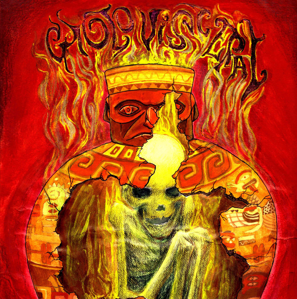 Cholo Visceral Cover