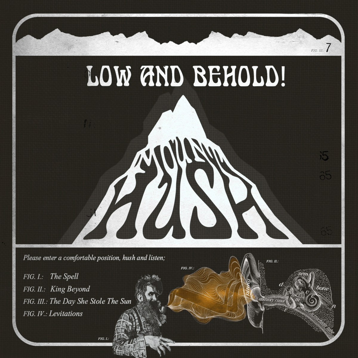 Mount Hush - Low And Behold