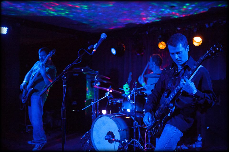 Funeral Horse Band Live