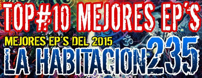 Mejores EP - 2015