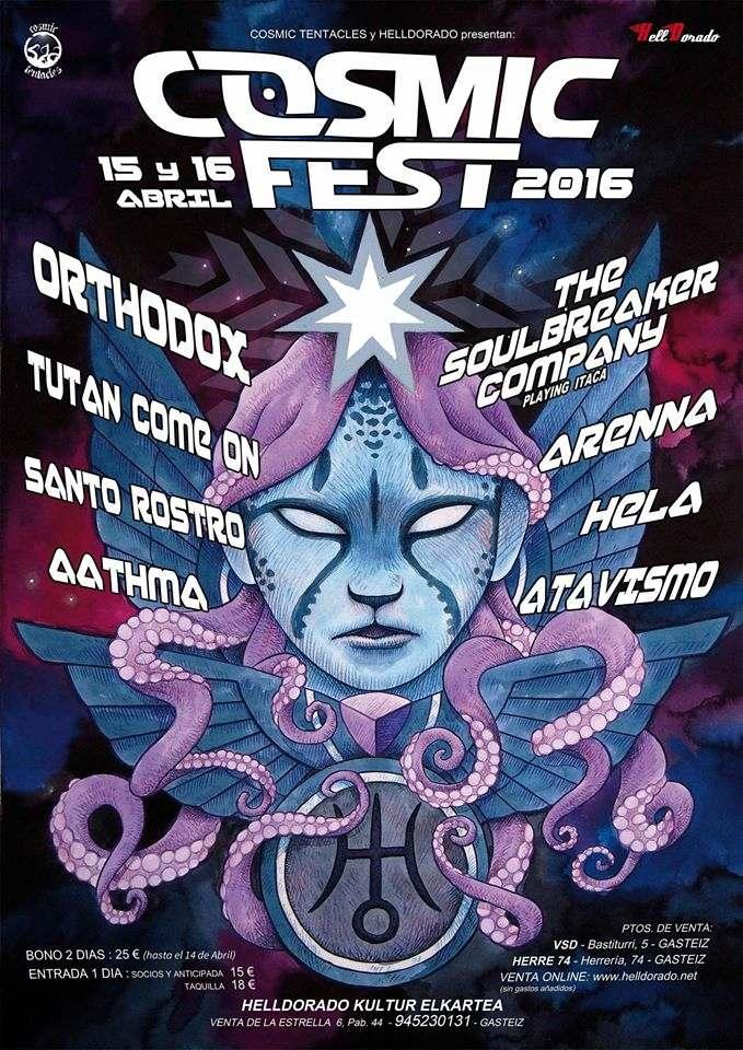 Cartel Cosmic Fest 2016