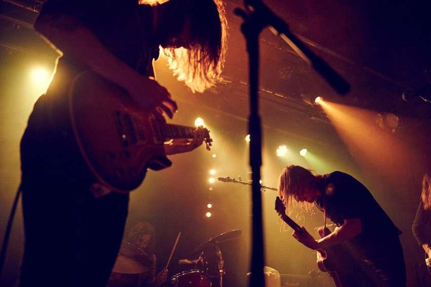 Graveyard Live Band