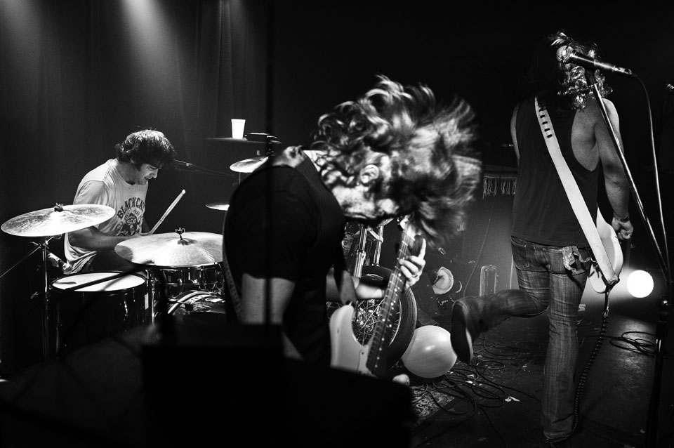La Chinga Band Live