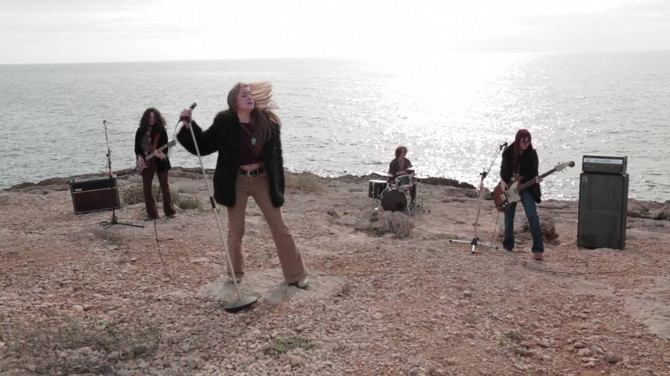 The Mothercrow Band Live