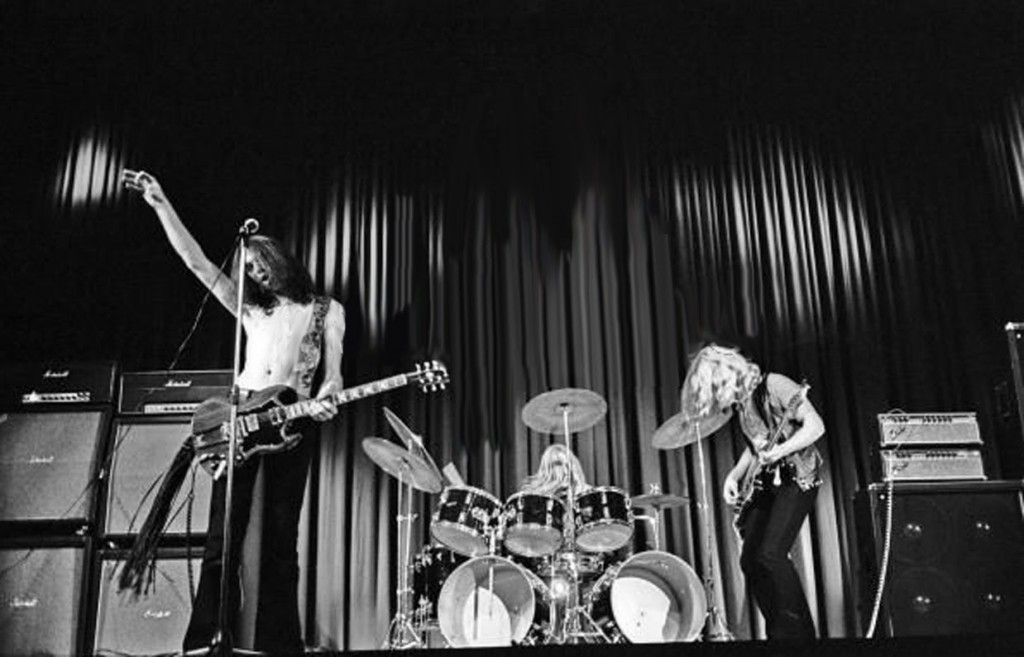 Blue Cheer Live Band