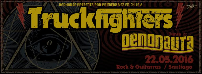 Cartel Truckfighters + Demonauta