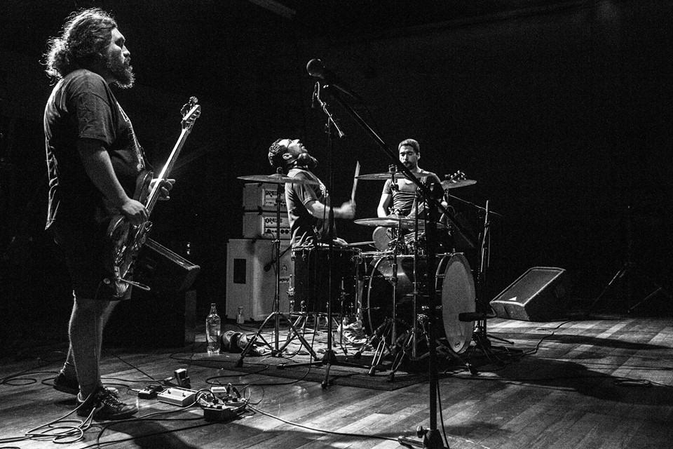 Déjalo Sangrar Band Live