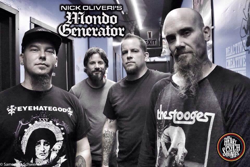 Mondo Generator Band