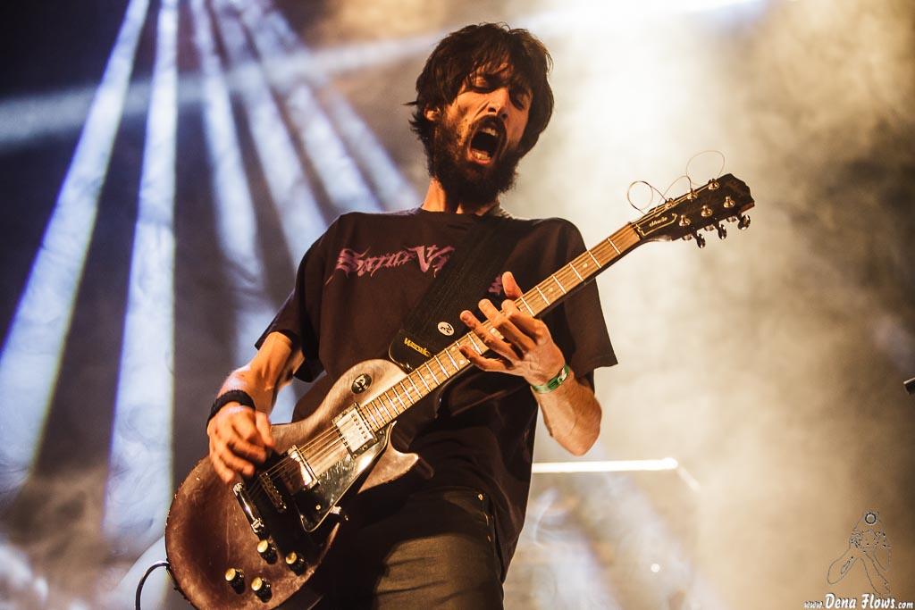 Santo Rostro, KristonFest 2016, Santana 27, Bilbao, 13/V/2016