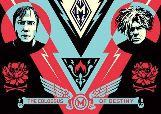 The Colossus Of Destiny - Melvins