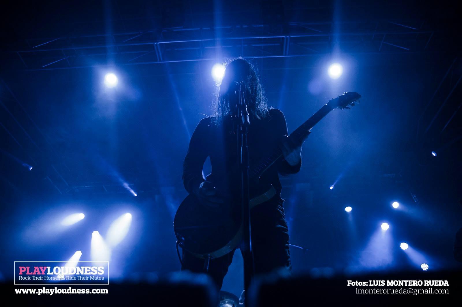 Uncle Acid & The Deadbeats Live Band 1