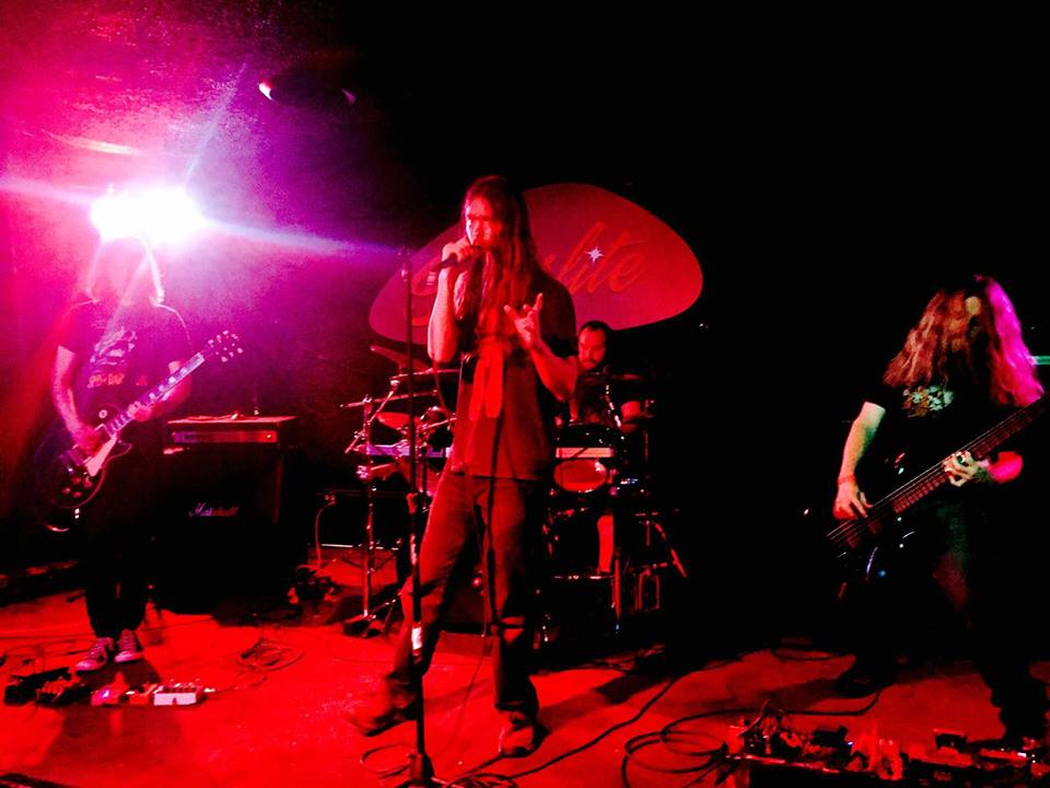 Astral Cult Band Live