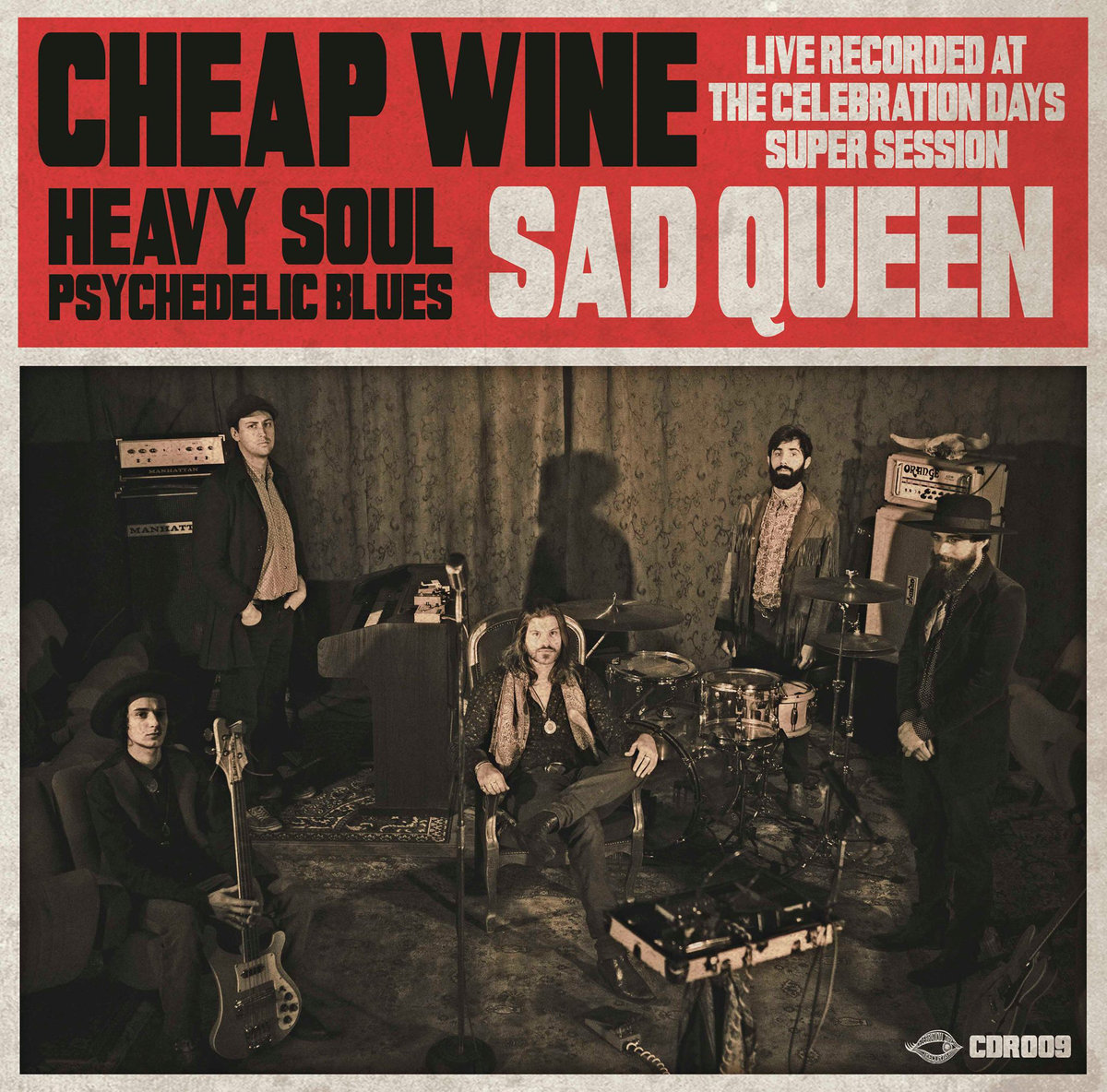 Cheap Wine - Sad Queen