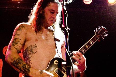 High On Fire Matt Pike