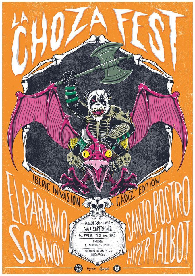 La Choza Fest Cádiz Edition