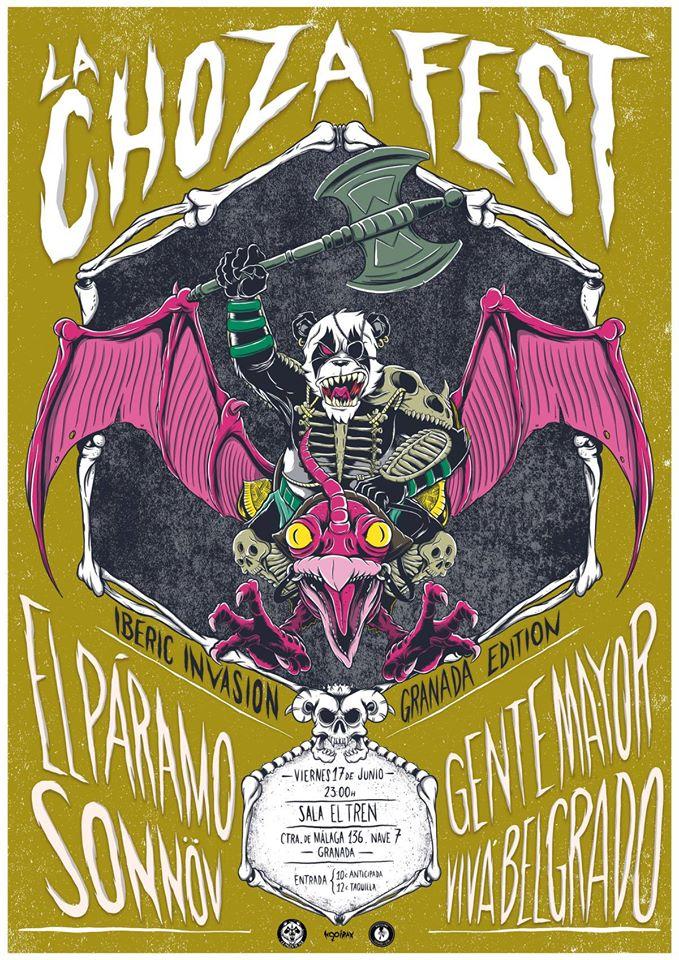 La Choza Fest Granada Edition