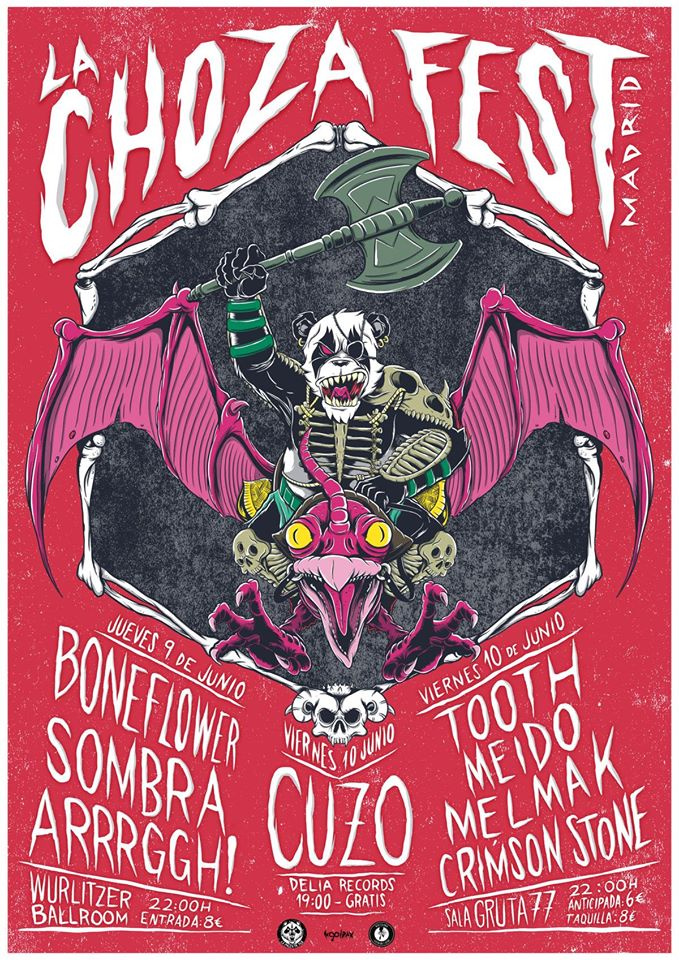 La Choza Fest Madrid