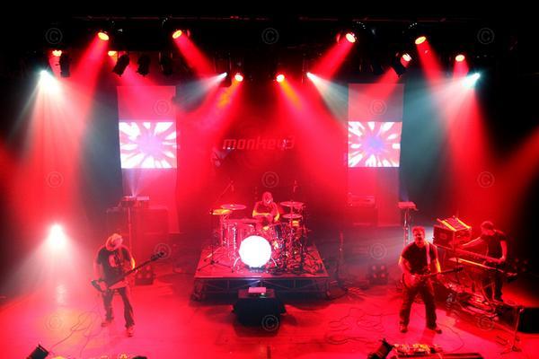 Monkey3 Live Band