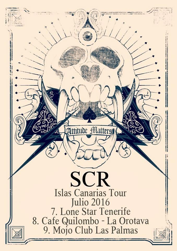 SCR Cartel Gira Canarias