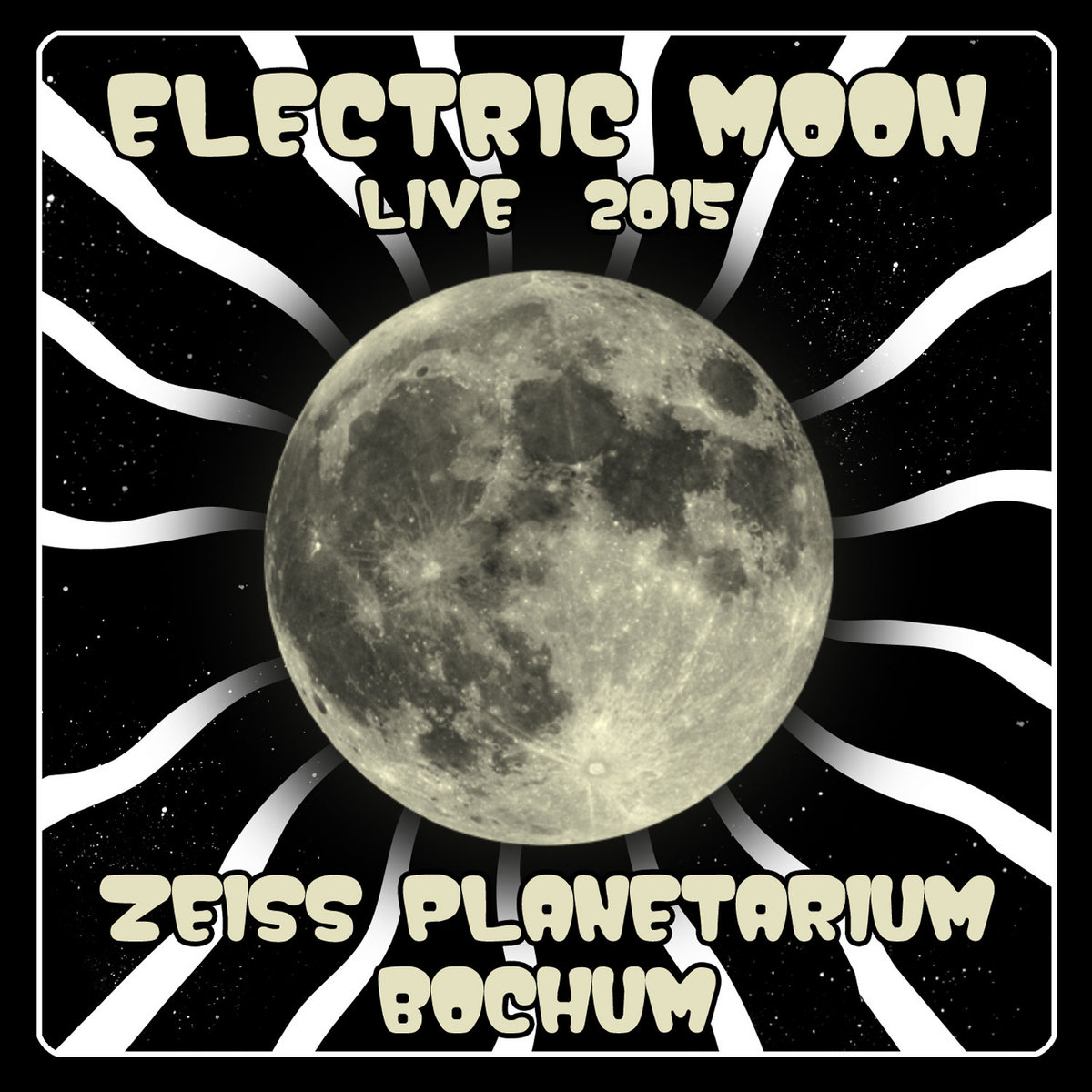 Electric Moon - Zeiss Planetarium Bochum