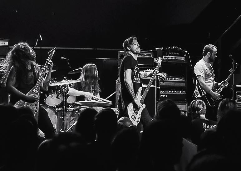 Pallbearer Live Band