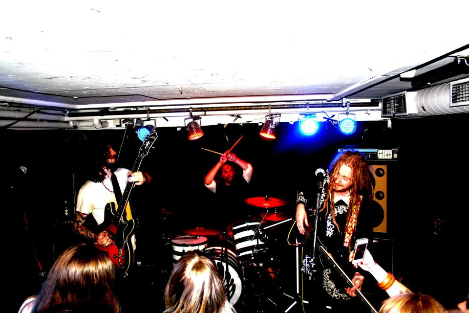 Asteroid Band Live