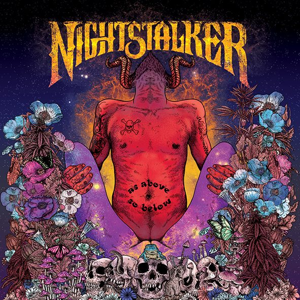 Nighstalker - As Above So Below