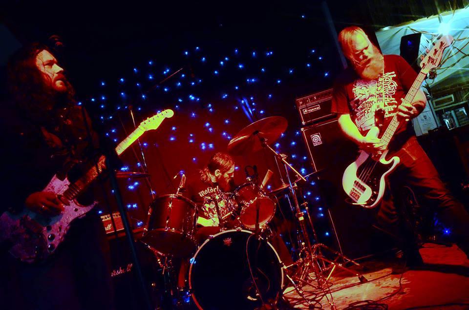 Seedy Jeezus Live Band