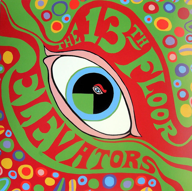 The 13th Floor Elevators - The Psychedelic Sounds Of The 13th Floor Elevators_opt