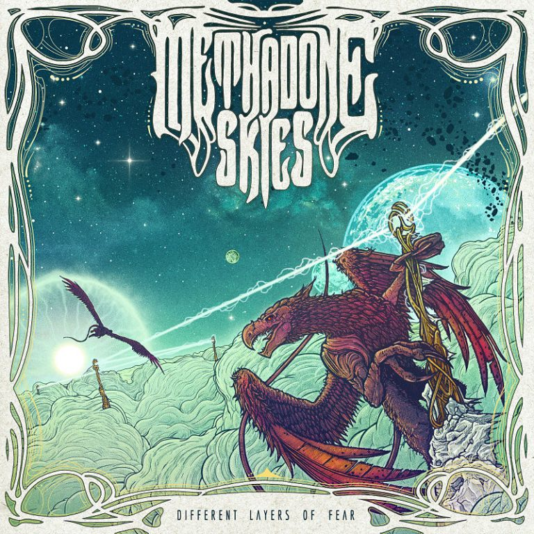 "Methadone Skies – ""Different Layers Of Fear"" (2019)"