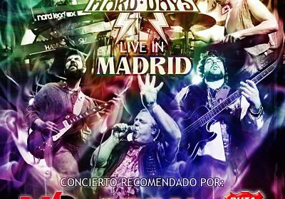 cartel-hard-days-madrid