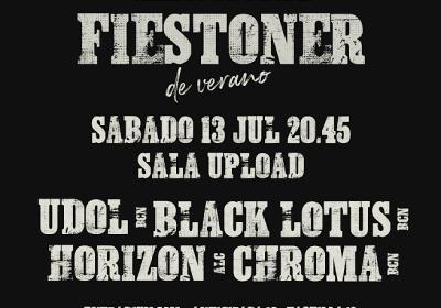 Fiestoner 2019 de Red Sun Barcelona
