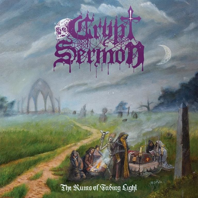 "Crypt Sermon – ""The Ruins Of Fading Light""; Por amor al género…"