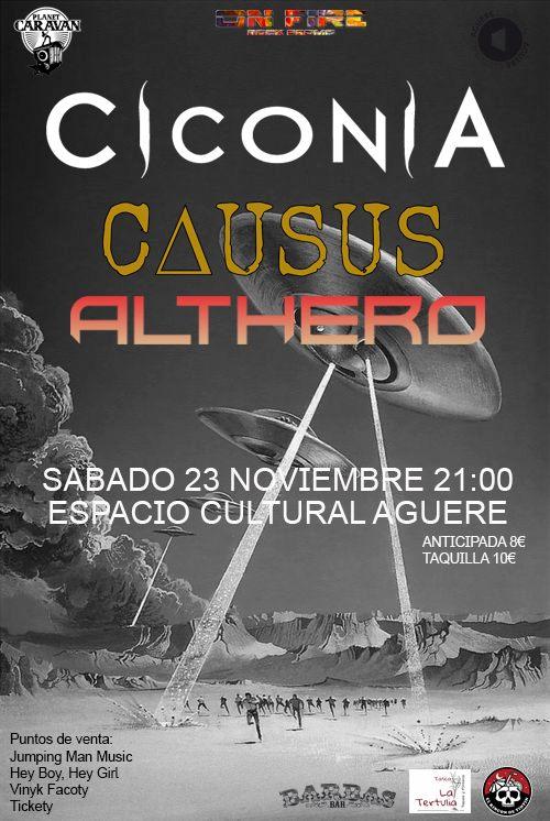 cartel-ciconia-causus-althero