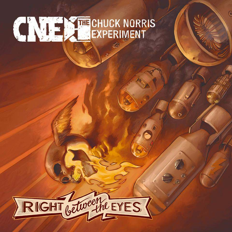 The Chuck Norris Experiment Right Between The Eyes