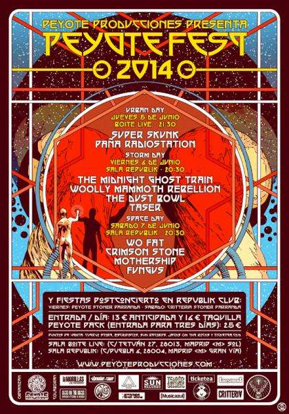 cartel peyote festival