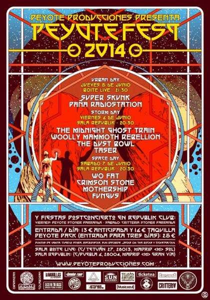 cartel peyote festival