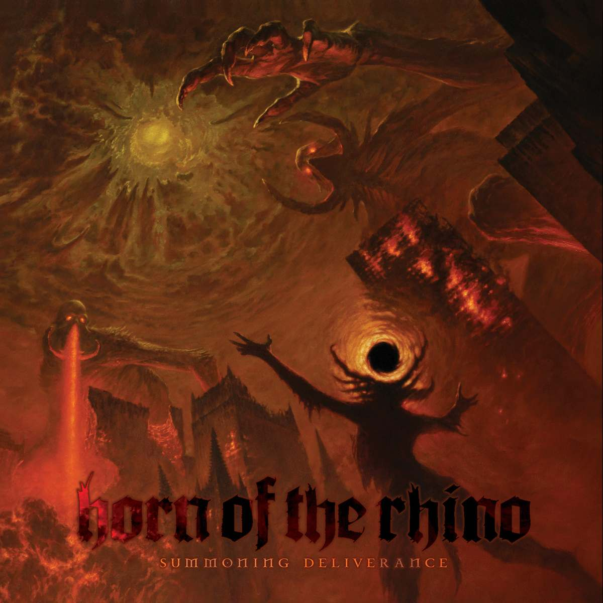 Horn Of The Rhino Summoning Deliverance