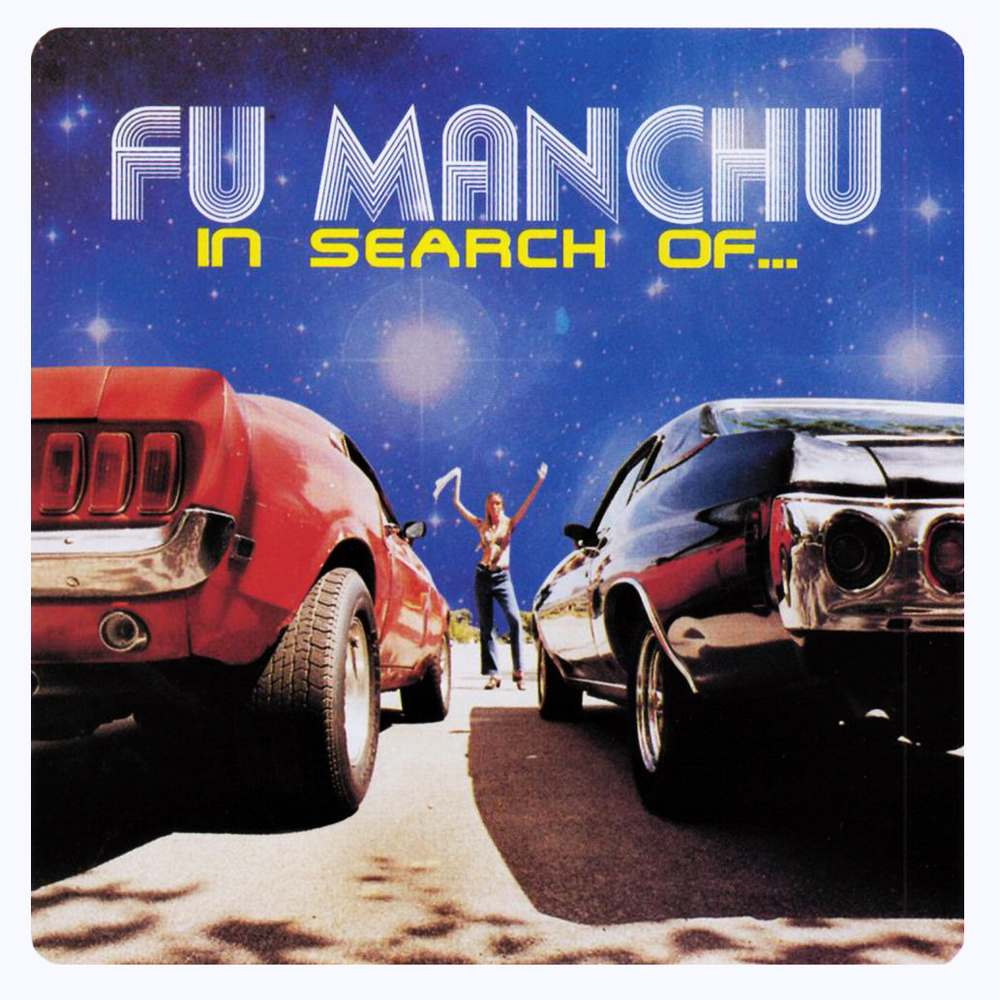 Fu Manchu In Search Of