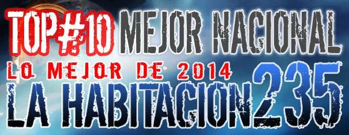La Habitacion 235 - Mejores Discos Nacionales 2014